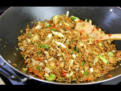 5 minute jerk chicken fried rice chris de la rosa caribbeanpot 5 minute jerk chicken fried rice chris de la rosa caribbeanpot youtube forumfinder Choice Image