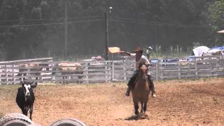 Thaian Avila rodeio Tabai