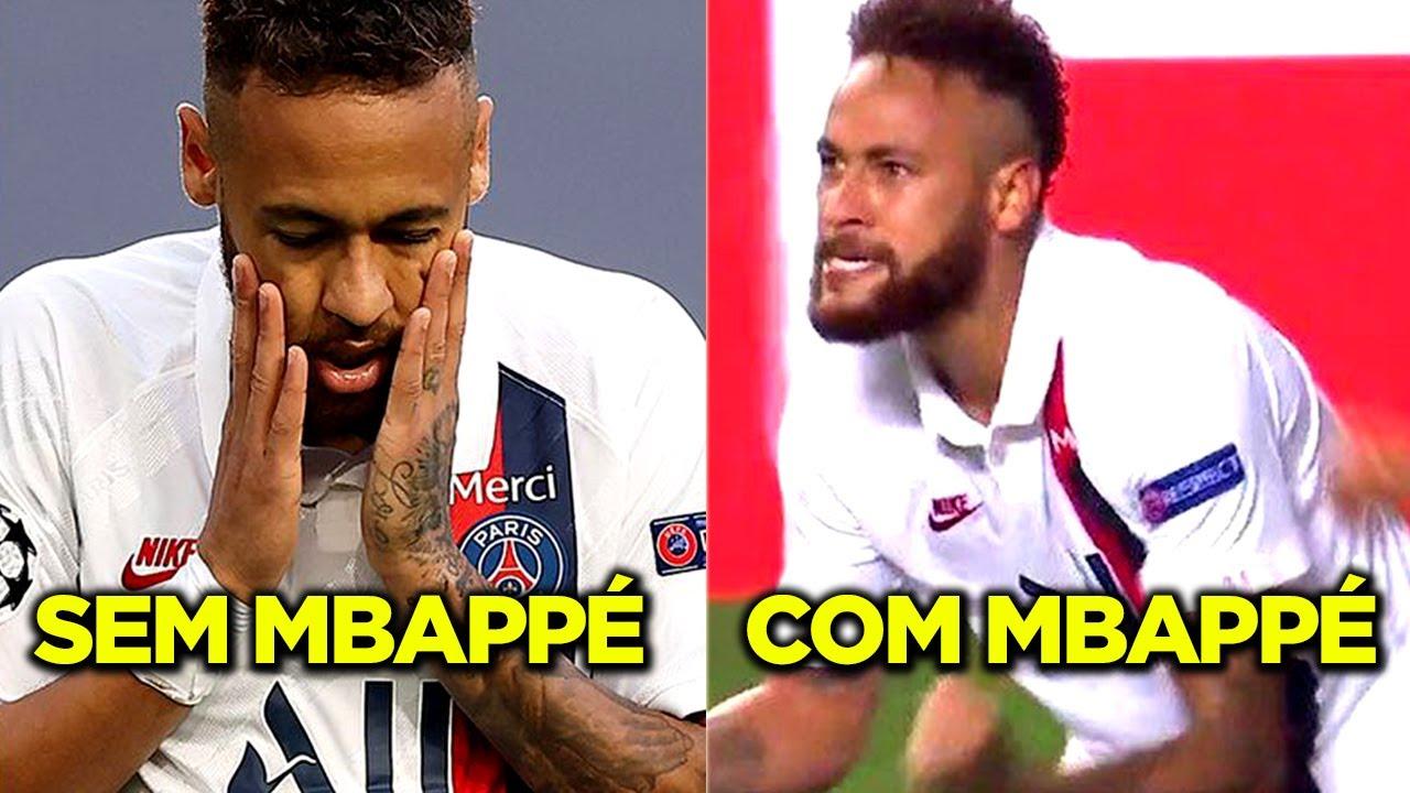 MBAPPÉ, O VERDADEIRO MOTIVO DO PSG TER PASSADO DE FASE!! MBAPPÉ X ATALANTA CHAMPIONS!!