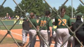NCAA Regional: Kambri Hill's Walkoff Home Run vs. Minnesota State 5/6/16