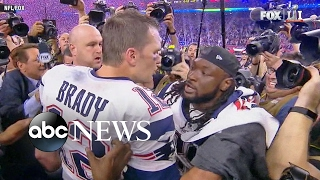 Super Bowl Highlights: Patriots Win in Historic Overtime