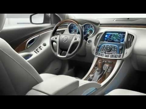 2011 Buick Lacrosse Interior Youtube