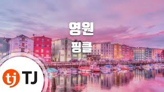 [TJ노래방] 영원 - 핑클(Fin.K.L) / TJ Karaoke