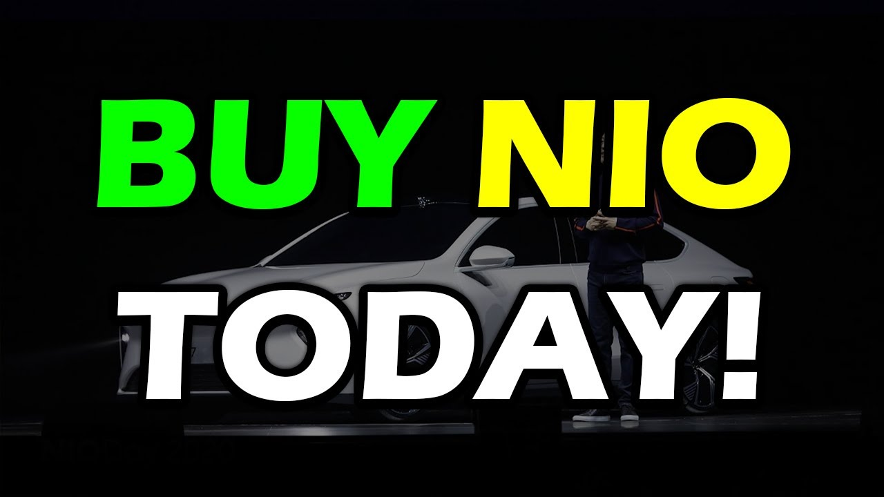 Download NIO Stock - BUY THIS NOW!