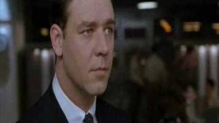 A Beautiful Mind - Cracking codes scene
