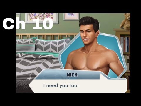 Choices:- Home For Holidays Chapter #10 Nick's Route (Diamonds used)