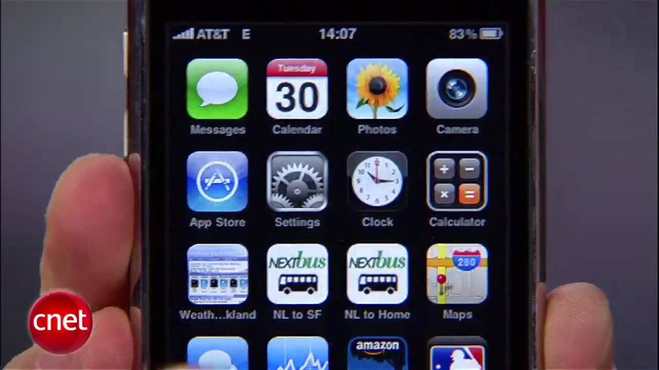 46e62e57ca1 How to: Turn on push notifications for iPhone 3GS - YouTube