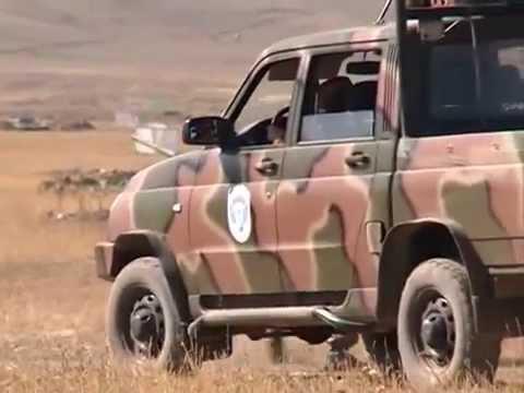 Учения армяно-российских войск в Армении/Joint Exercises Of The Armenian-Russian Troops In Armenia
