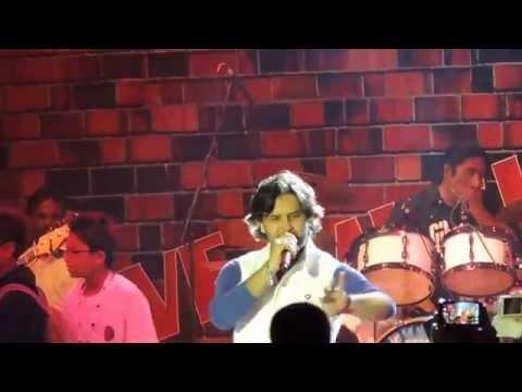 Nagada Nagada from Jab We Met - Javed Ali Live at Phoenix Mall Bangalore 27th December, 2014 Mp3