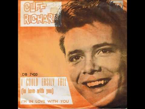 Cliff Richard I Could Easily Fall In Love With You