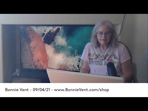 Energy Update - Bonnie Vent Channeling - Winds of Change
