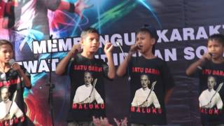 SATU MANUMATA.. GREAT TALLENT RAP.. CHEK IT OUT