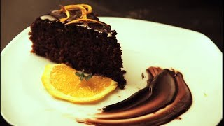 How To Make Homemade Chocolate Orange Cake Recipe