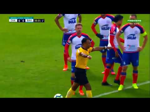 Chapecoense 0 x 0 Bahia   VAR ANULA GOL ! Melhores Momentos COMPLETO   Brasileirão 2019   28 07 2019