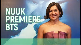 #NUUK PREMIERE Behind-The-Scenes // Alice Dixson