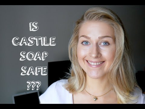 Is Castile Soap Safe to Use?