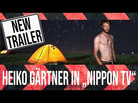 Ausgesetzt in der Wildnis mit Heiko Gärtner Nippon TV