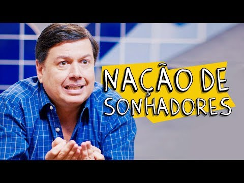 NAÇÃO DE SONHADORES