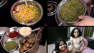 Saturday Morning Healthy Breakfast Routine | Indian Breakfast | Mixveg Dal Appe | Indianvlogger