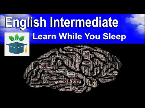 Improve English Vocabulary, With Subtitles ★ Sleep Learning ★ Let's Learn English Words. esl, toefl