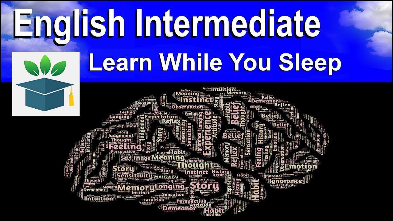 Learn English While You Sleep, ★ Sleep Learning ★ Fast Vocabulary Increase,  esl, toefl