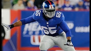 Fedkiw: Eagles Sign Former Giants Tackle Will Beatty