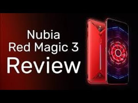 Nubia Red Magic 3S: Quick look & review