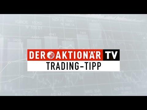 Trading-Tipp: Drägerwerk - charttechnischer Ausbruch steht bevor