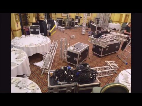 Ansty Hall Wedding - Timelapse