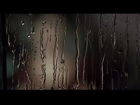 Красивая музыка под шум дождя и раскаты грома