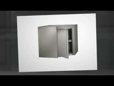 pensili inox per cucine professionali - youtube - Pensili Inox Per Cucina