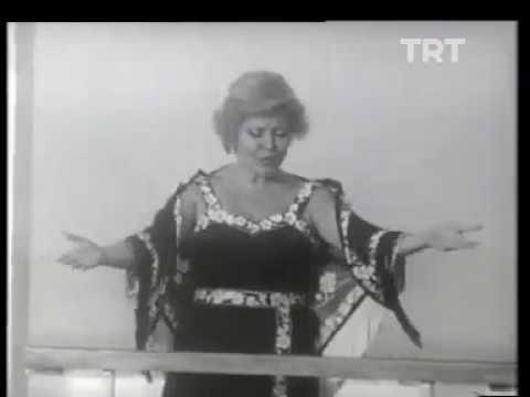 Nesrin SİPAHİ- Gönlümle Oturdum da Hüzünlendim O Yerde (1970'ler)