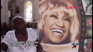 Una misa comienza ciclo de homenajes a Celia Cruz en Cuba