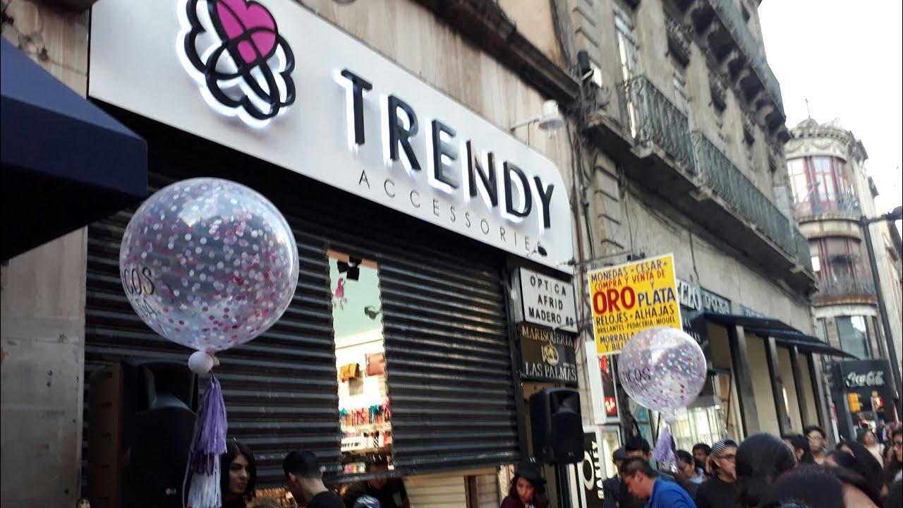 2b9ba915b1d1 Nueva tienda TRENDY en centro de CDMX  INAUGURACION   VLOG  KARELY MAKEUP