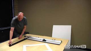 Logan Simplex Plus 750 Mat Cutter: Product Reviews: Adorama Photography TV