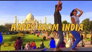 Pharrell Williams  Happy from India