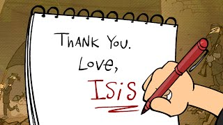 Thank You. Love, ISIS