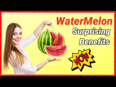 Surprising Watermelon Nutrition Facts (Important Tips) | Nutritional Benefits of Watermelon