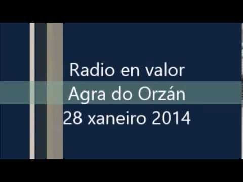 Radio en Valor. IES Agra do Orzán.