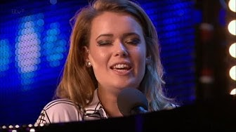 Britain's Got Talent 2015 S09E05 Ella Shaw Amazing Singer Songwriter Kills It with Her Original Song