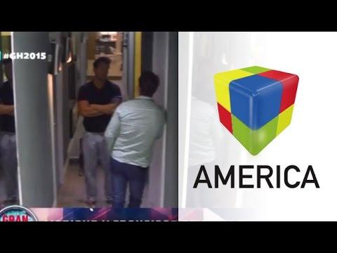 Cumbre en la casa: Mariano y Francisco, mano a mano
