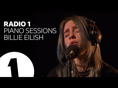 Billie Eilish - when the party&39;s over - Radio 1 Piano Sessions