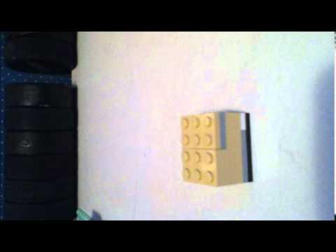 mini coffre fort lego tutoriel youtube. Black Bedroom Furniture Sets. Home Design Ideas