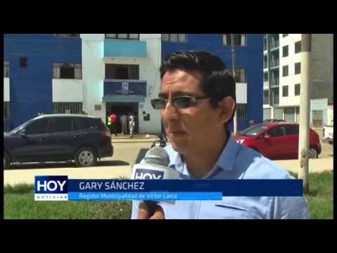 Trujillo: Regidor de Víctor Larco critica accionar de alcalde Elidio Espinoza