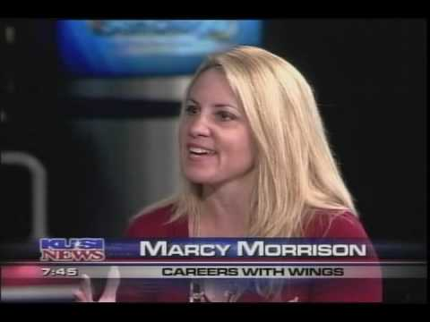 Marcy Morrison of Careers with Wings talks about tips on how to get a job