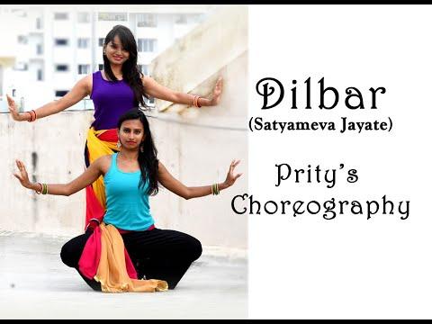 DILBAR | SATYAMEVA JAYATE | NORA FATEHI | PRITY'S CHOREOGRAPHY | PRITY WOMAN | FT. VARSHA SAHU