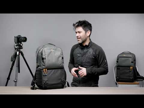 Lowepro FastPack 250 Walkthrough Video