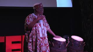 Claim Your Space! | Paschal Yao Younge | TEDxStroudsRun