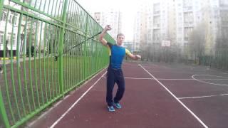 Волейбол, упражнения. Обучение нападающему удару