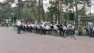 """Студенческий оркестр на фестивале """"Амурские волны"""""""